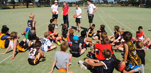 Aussie Rules Footy Camp