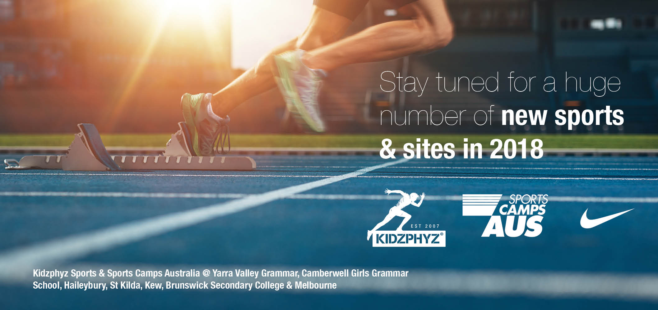 Keep your kids active these April School Holidays with a Kidzphyz Sports School Holiday Program