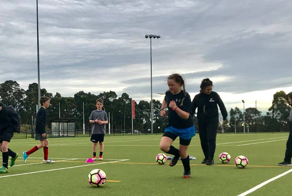 Kidzphyz Sports Soccer Camp Yarra Valley