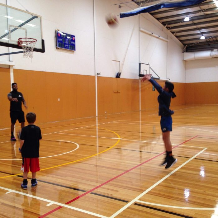 Children's basketball tips – improving your 3-point shooting